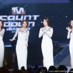 M COUNTDOWN No.1 Artist of Spring 2014 Girl's Day_1