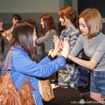 M COUNTDOWN No.1 Artist of Spring 2014 Meet&Greet Girl's Day_1