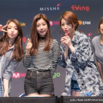 M COUNTDOWN No.1 Artist of Spring 2014 Meet&Greet Girl's Day_2