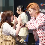 M COUNTDOWN No.1 Artist of Spring 2014 Meet&Greet M.I.B_2
