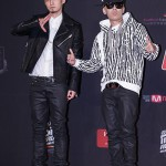Mnet_2014MAMA_RedCarpet_THE-QUIETT&GONZO